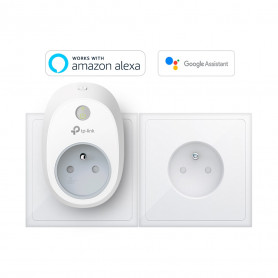 Prise TP-Link HS100 Smart Plug Domotique Google Home / Amazon Alexa
