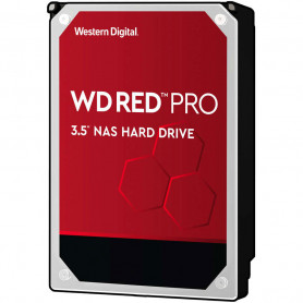 Disque Dur SATA 6Gb/s 4To 128Mo WD RED PRO WD4003FFBX NAS