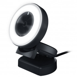 Webcam Razer Kiyo Full HD avec éclairage circulaire LED pour streamer
