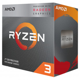 Processeur AMD RYZEN 3 3200G 3.6Ghz 6M 4Core 65W AM4