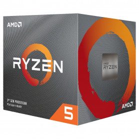 Processeur AMD RYZEN 5 3600X 3.8Ghz 35M 6Core 95W AM4