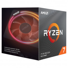 Processeur AMD RYZEN 7 3700X 3.6Ghz 36M 8Core 65W AM4