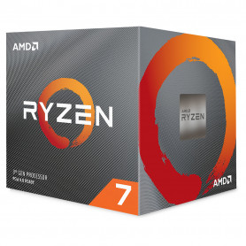 Processeur AMD RYZEN 7 3800X 3.9Ghz 36M 8Core 105W AM4
