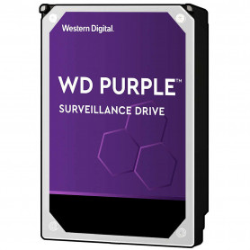 Disque Dur SATA 6Gb/s 3To 64Mo WD PURPLE WD30PURZ Surveillance