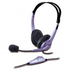 Micro Casque Genius Headset HS-04S