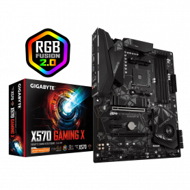 Carte Mère Gigabyte X570 GAMING X ATX AM4 DDR4 USB3.1 M.2
