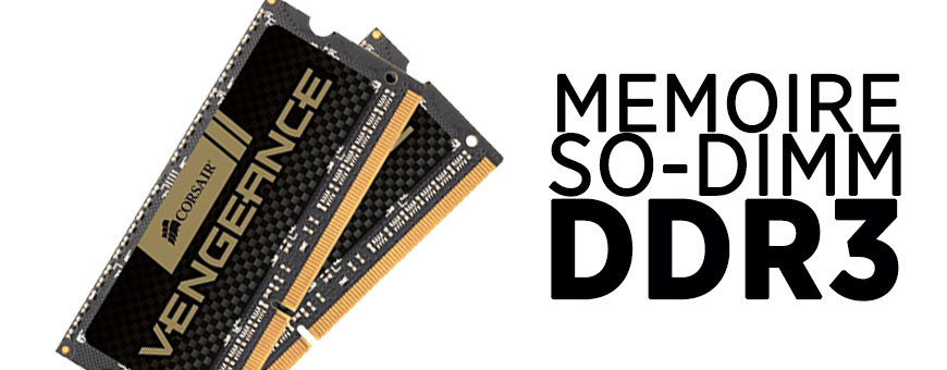 Mémoire SO-DIMM DDR3